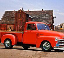 1953 Chevrolet 'Tomato' Truck by DaveKoontz
