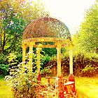 Old Fashioned Gazebo- Unique Photography  by Vincent J. Newman