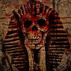 Pharoah Skull by joebarondesign