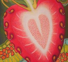 Strawberry Love by Georgina Bailey