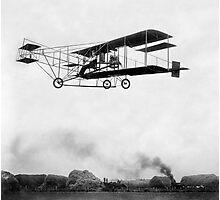 1909 ERA of TECHNOLOGY Photographic Print