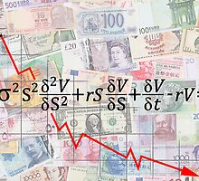 FINANCIAL CATASTROPHE EQUATION - BLACK SHOLES by Daniel-Hagerman