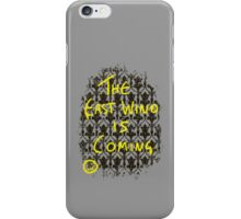 The East Wind is Coming iPhone Case/Skin