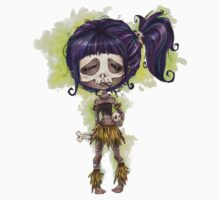 Voodoo Girl by Aunril