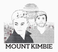Mount Kimbie by Brad my name is Brad