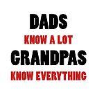 Grandpa Knows Everything by AmazingMart