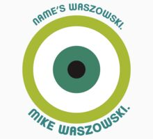Monsters Inc. - Mike Waszowski (Minimal) by thefrayedfiles