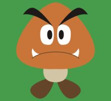 Flat Color Goomba by James Hall