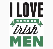 I Love Irish Men by printproxy
