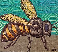 Bee by Leon Fernandes