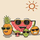 Fun in the Sun by FGHealthy