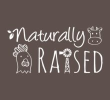 Naturally Raised Animals Kids Clothes