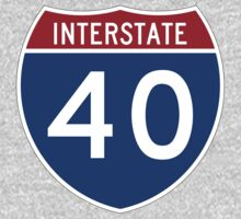 Interstate 40 by cadellin
