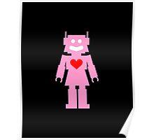 Robot Girl Poster
