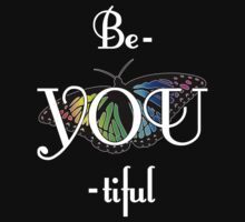 Be-YOU-tiful by Samuel Sheats