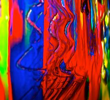 Colour Distortion by Kylie  Mc