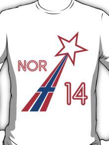 NORWAY STAR T-Shirt
