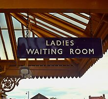 Sheringham Railway Station by SaraHardman