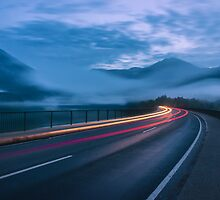 Through the Fog by Constantin Fellermann