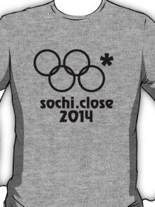 Sochi Close T-Shirt