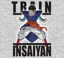 Train Insaiyan Ultimate Gohan  by BadrHoussni