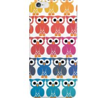 Power Owl iPhone Case/Skin