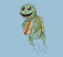 Turtle & Hot Dog by Nathan Dirienzo