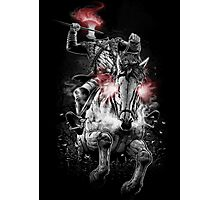 His Name Was Death (Sleepy Hollow) Photographic Print