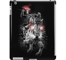 His Name Was Death (Sleepy Hollow) iPad Case/Skin