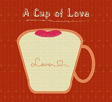 a Cup of Love by famenxt