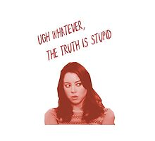 April Ludgate  by MeganHilleard