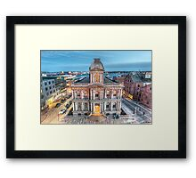 United States Custom House Framed Print