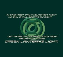 Green Lantern's Light by GhostSixx
