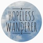 Hopeless Wanderer by cucumberpatchx