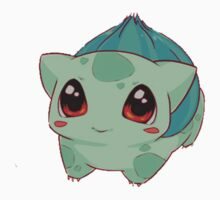 Bulbasaur Pokemon by dervmcd