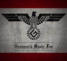 Grammar Nazi by siriusreno
