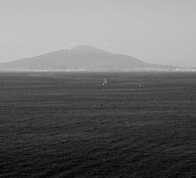Gulf of Naples by Hayley Musson