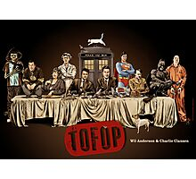TOFOP- Last Supper Photographic Print