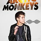 Arctic Monkeys Alex Turner by AllMyOwnStunts