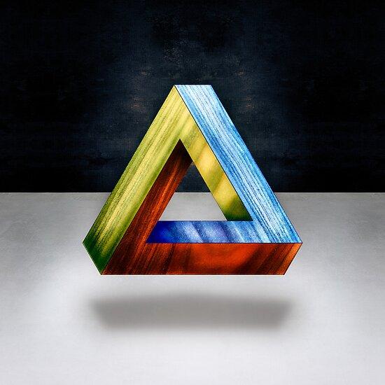 """""""Penrose Triangle..."""