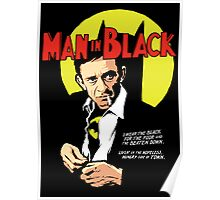 Man in Black Poster