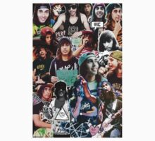 Vic Fuentes Phone Case by softsteps