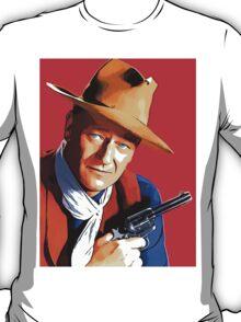 John Wayne in Rio Bravo T-Shirt