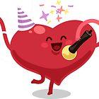 Valentines hearts karaoke by Voysla