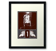 and he rode out as a conqueror bent on conquest Framed Print