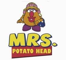 Mr.NMrs. Potato Head Couple/Matcing tshirts by Trish08