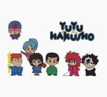 Chibi Hakusho!  Kids Clothes