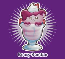 Kawaii Beary Sundae Ice Cream by kimchikawaii