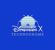 The Happiest Place in Dimension X (Smart Device Case) by thom2maro