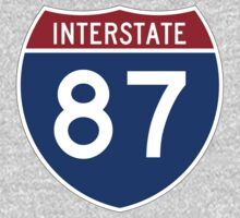 Interstate 87 by cadellin